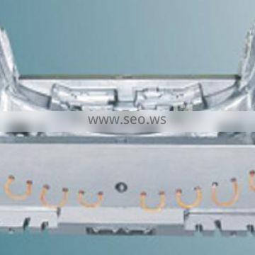 China Supplier Hesco Price Quality Car Plastic Bumper Mould