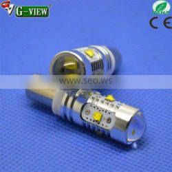 super bright G14 30w car bulb led ba9s packing light auto led interior lamp