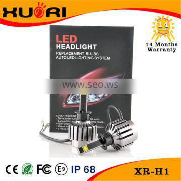 high power led headlight bulb from china h1 h3 h4 h7 h11 h13 9004 9005 9006 9007 led headlight for vw new jetta led headligt
