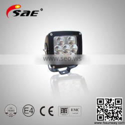 35W LED DRL, LED Driving Light for All Cars, Square LED Driving Lamp