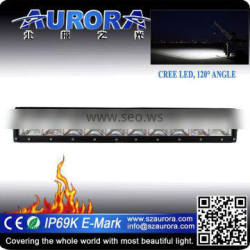 auto lighting led 4x4 light bar dustproof