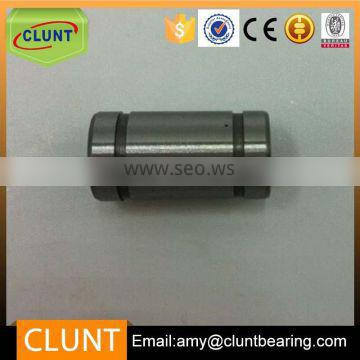 20 years linear ball bearing manufacturer, high quality linear bearing lm16uu for embroidery machine