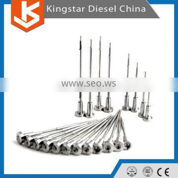 Top quality common rail control valve set/assembly F00RJ02386/F 00R J02 386 for diesel injectors 0445120072