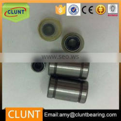 20 years linear ball bearing manufacturer, high quality linear bearing lm6uu for embroidery machine