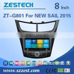 HD digital touch screen Car Gps Navigation system for Chevrolet NEW SAIL 2015