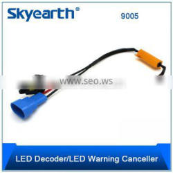 sportage fog lights led canceller solve shortage power problem