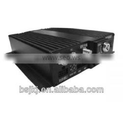 3g gps tracker with dvr support 2 SD card 2 SIM card RS-232 com port 4 channel camera