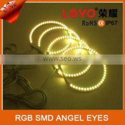 Colorful 5050 RGB SMD angel eyes for cars