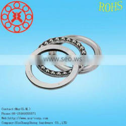 stainless steel bearings 51200 for Elevator accessories,thrust ball bearing made in Asia