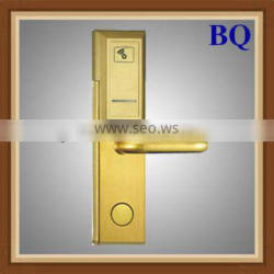 Ultra Low Power Consumption and Waterproof Hotel Door Handle Locks K-3000CP1B