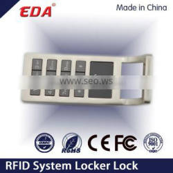 RFID Digital Combination Locker Lock High Corrosion Resistant Lock for Locker