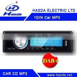 one din DAB+ Radio with USB MP3 player