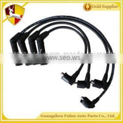 high quality black 120V spark plug wire set cable for gernal modern product marketing