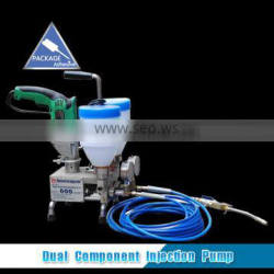 High Pressure Electric Portable Injection Pump For Crack Seal