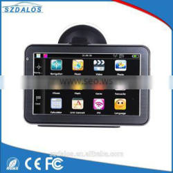 Wholesale car gps navigator av output av in bluetooth