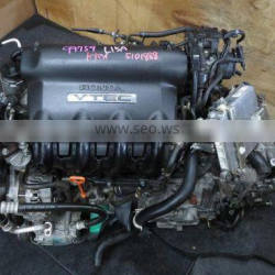 SECONDHAND AUTO ENGINE L15A (HIGH QUALITY AND GOOD CONDITION) FOR HONDA FIT, FIT ARIA, FREED