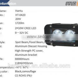 led work light for parts outdoor lighting energy saving led working light spot beam led work light