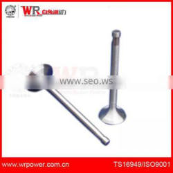 S195/S1110/S1115 Exhaust Engine valve inlet and outlet valve