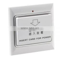 safety to environment and human body Anti-pressure power switch