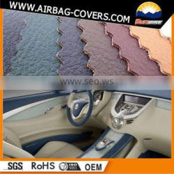 PVC Leather For Auto interior decoration ,High Quality Leather Factory