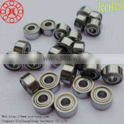 MR62 deep groove ball bearing size ,made in china bearing