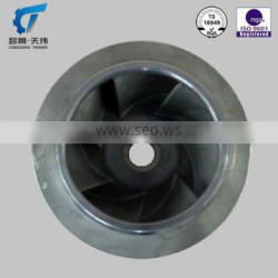 ISO 9001 stainless steel impeller precision casting
