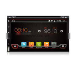 """10.4"""" Dual Din Android Double Din Radio ROM 2G For Audi A3"""