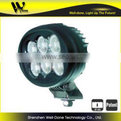 Oledone 60w auxiliary driving led lighting for trucks