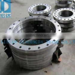 """nonstandard 20""""&10"""" class1500 ANSI forged flange"""