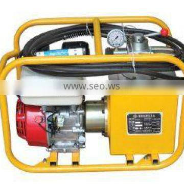 Best-selling double tubing super high pressure electric engine motor hydraulic pump for pliers