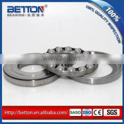 Long life most popular Thrust ball bearing 51208 40*68*19MM with high quality