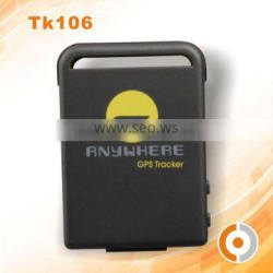 Tracker gps tracking chip with sos and Geo fence by SMM and GPRS online