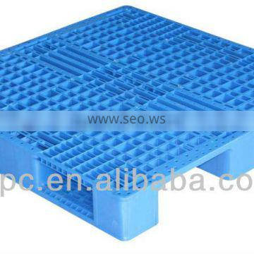 recycled plastic pallet size in 1200*800*150mm