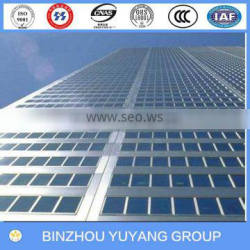Aluminum section 6000 series for composite curtain wall GB5237-2008