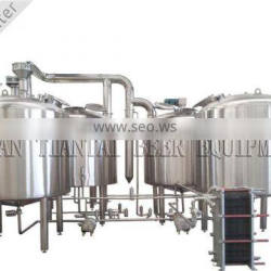 3000l canned beer manufacturing equipment