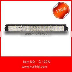 120w Led Curved Light Bar Offroad Bars for Auto Spare