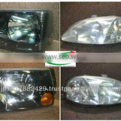 High quality Japanese used / secondhand headlight for HONDA
