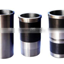 Casting Iron sleeve Wet dry steel cylinder liner for M10U/M10C 11467-2020 127