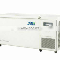 Industrial freezer Ultra-low Temperature Freezer Deep Chest Freezer with top door