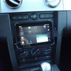 10.2 Inch Free Map Android Double Din Radio 3g For Kia