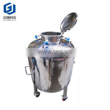 heating /insulation stainless steel water storage tank