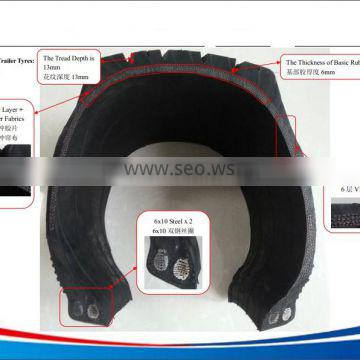 trailer tires 700-15 750-16 in world market