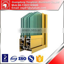 Aluminum Profile for Basement Sliding Window
