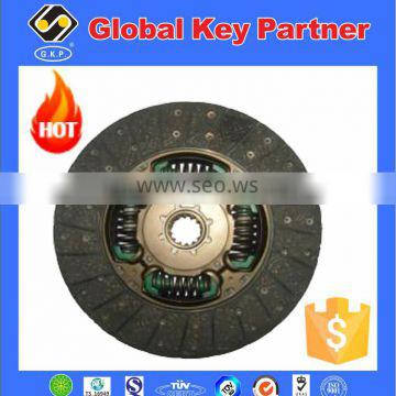Auto single plate clutch high quality manufacturer from china