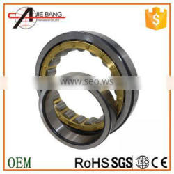 Single row brass cage N1012M cylindrical roller bearing