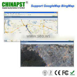 Web-based gps map software platform for windows ce PST-WGTS