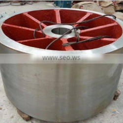 Support Roller for Cement Rotary Kiln