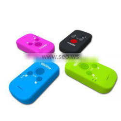 Mini personal gps tracker for Children and old people with android app