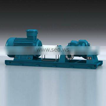Coal chemical industry application monoblock oil pump