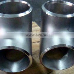 steel casted three way fitting